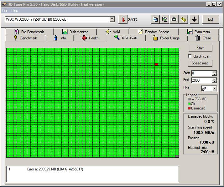 Скачать проверить жесткий диск программу